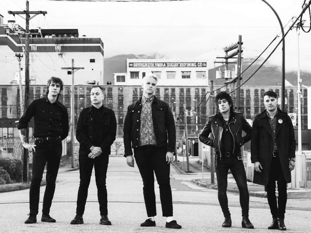 Vancouver post-punk act Spectres release music video for 'Tell Me'