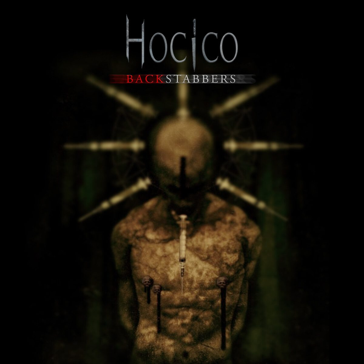 Hocico release new video for 'Backstabbers' single