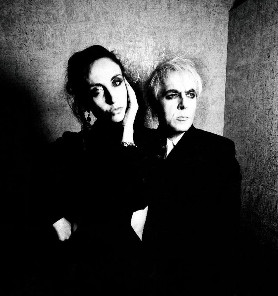 Duran Duran's Nick Rhodes and British artist and singer/violinist Wendy Bevan release new video + new Duran Duran single to be revealed tonight