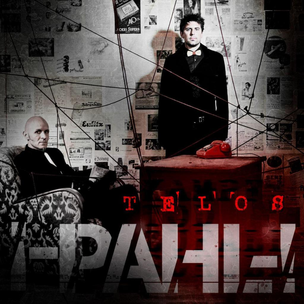 ¡-PAHL-! release video trailer for new single'Telos'