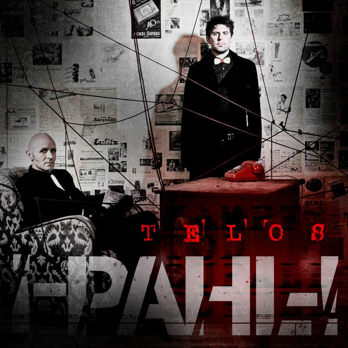 ¡-PAHL-! release video trailer for new single 'Telos'