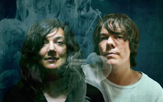 Swedish dreampop duo Astral Brain debut video 'A Dream' off their new album 'The Bewildered Mind'