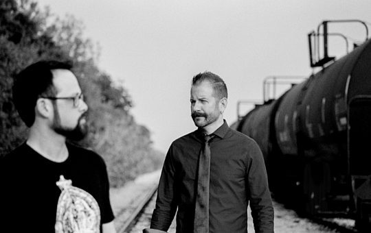 Electro-industrial duo Dread Risks premieres 'Obliteration Complex' on Side-Line
