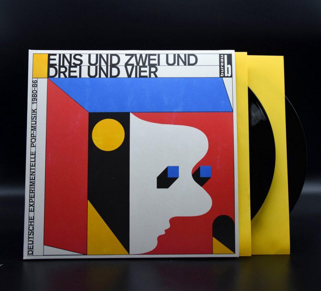 German experimental popmusic from the early 80s united on'Eins, Zwei, Drei und Vier – Deutsche Experimentelle Popmusik 1980-1986'