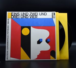 German experimental popmusic from the early 80s united on 'Eins, Zwei, Drei und Vier – Deutsche Experimentelle Popmusik 1980-1986'