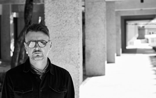 Rhys Fulber returns with new solo album, 'Brutal Nature', at the end of November