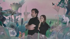Detroit based synthpop act Shoestrings back after a 24 years of total silence with an all new single, 'Gone', and album, 'Expectations'