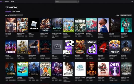 Best Streaming Platforms for Gaming