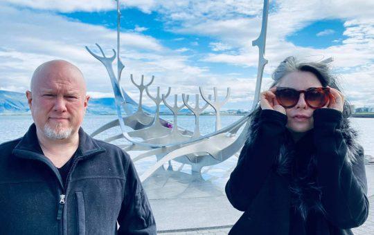 New EP announced for Helix (A23's Tom Shear and vocalist Mari Kattman): 'Bad Dream'