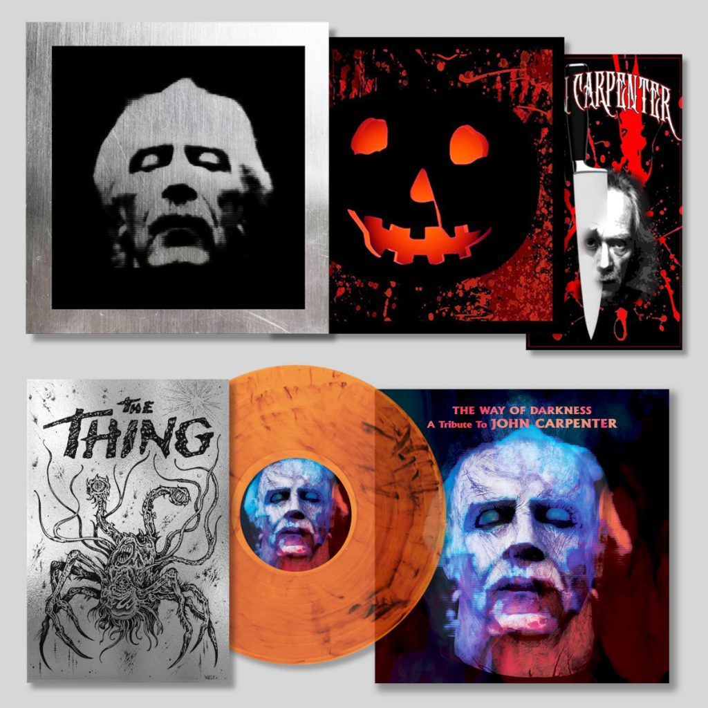 Rustblade repackages its John Carpenter tribute in a limited Halloween steal box