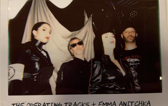 The Operating Tracks are back with an all new single: 'Poison ID' feat. Emma Anitchka (The Guilt)