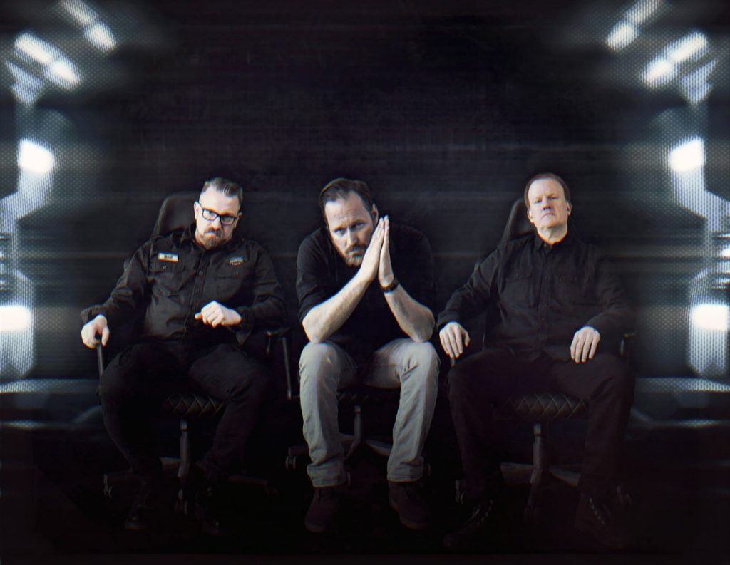 Resurrected EBM squad Ravenous launches brand new single and lyric video for'Roots'