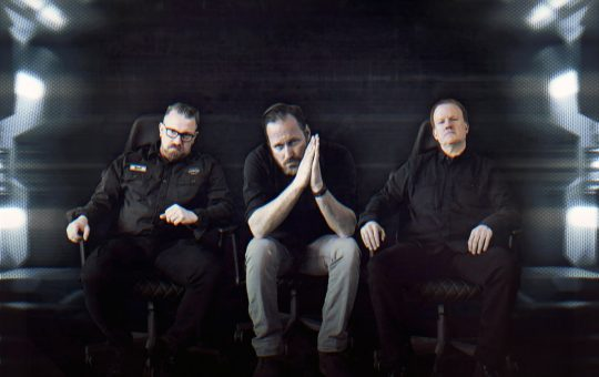Resurrected EBM squad Ravenous launches brand new single and lyric video for 'Roots'