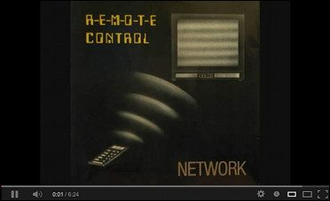 80sObscurities presents: Network -'Remote Control'