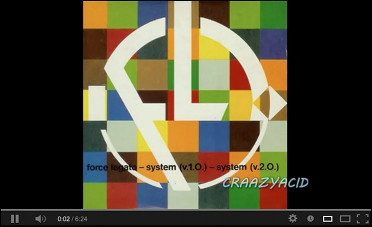 80sObscurities presents: Force Legato -'System (v.1.0)'